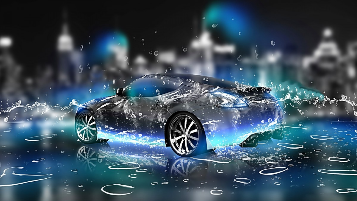 3d super sports car wallpaper | kevera