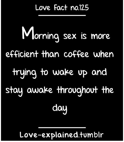 Sex fact