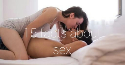 15 surprising facts of sex