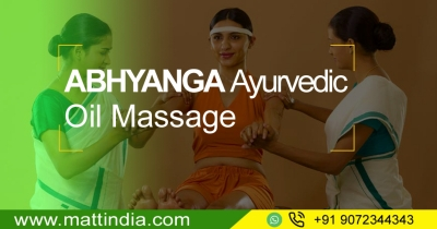 Abhyanga Ayurvedic Oil Massage