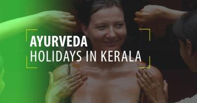 Abhyanga Snana or herbal oil bath Ayurveda Massage Therapy