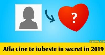 Afla cine te iubeste in secret