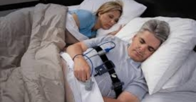 At-home testing for sleep apnea