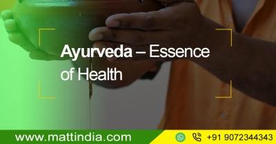 Ayurveda – Essence of Health