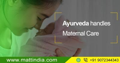 Ayurveda handles Maternal Care in Alappuzha & Kochi