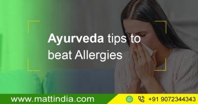 Ayurveda tips to beat Allergies