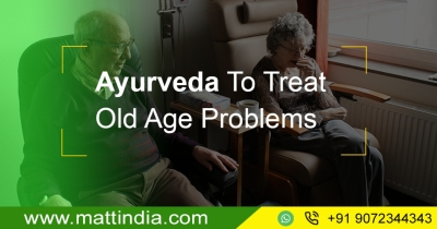 Ayurveda To Treat Old Age Problems