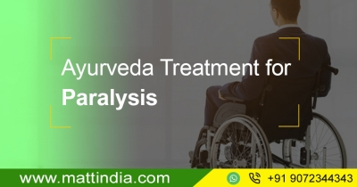 Ayurveda Treatment for Paralysis