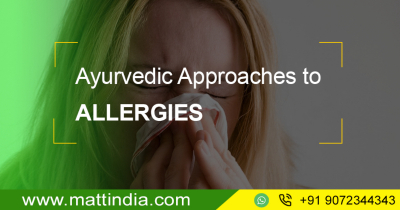 Ayurvedic Approaches to Allergies