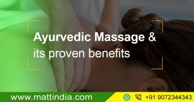 Ayurvedic Massage & its proven benefits