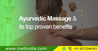 Ayurvedic Massage & its top proven benefits