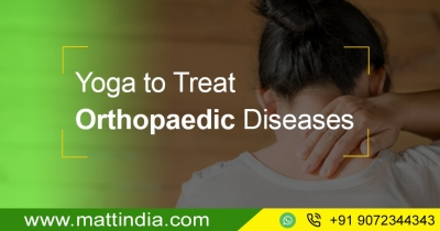 Ayurvedic significance of Yoga to treat Orthopaedic Diseases
