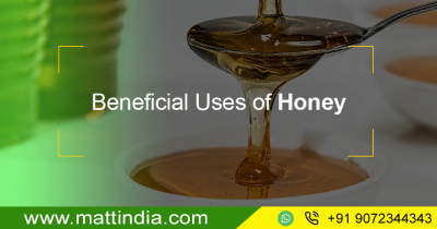 Beneficial Uses Of Honey