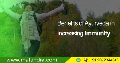Benefits of Ayurveda in Increasing Immunity