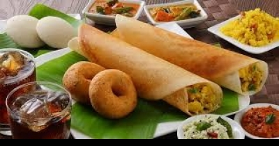 best indian food--dosa