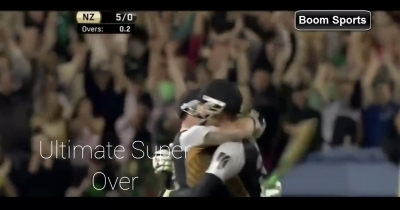 Best Super over in the History of Cricket