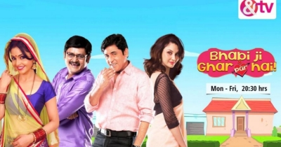 Bhabi Ji Ghar Par Hain - Hindi Serial - Episode 9 - March 12, 2015 - And Tv Show - Best Scene