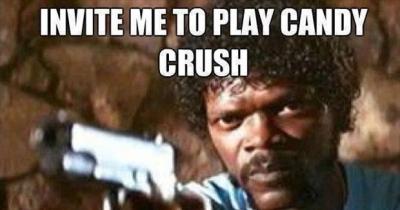 Candy Crush .... Noo
