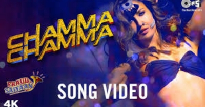 chamma chamma official song