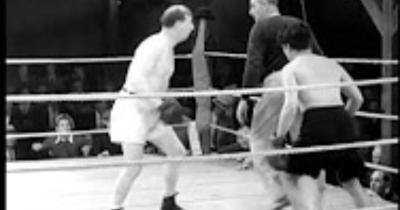 Charlie Chaplin - Boxing Comedy - City Lights