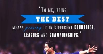 Cristiano Ronaldo (Cr7) Quote #10