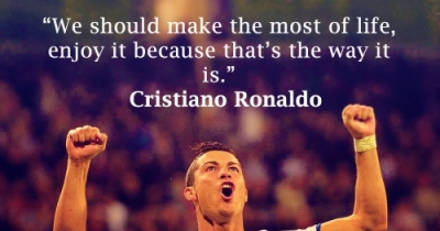Cristiano Ronaldo (Cr7) Quote #2