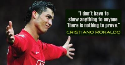 Cristiano Ronaldo (Cr7) Quote #3