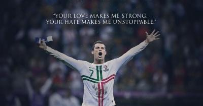 Cristiano Ronaldo (Cr7) Quote #6
