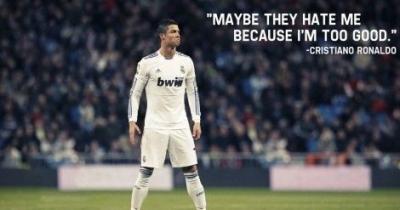 Cristiano Ronaldo (Cr7) Quote #8