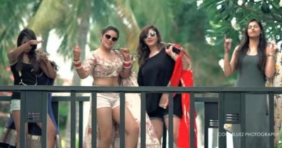 Delhi girl steals hearts with funky bridal dance – story beh