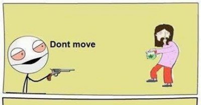 Don't Move