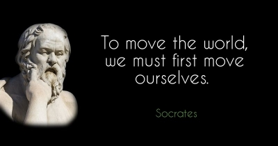 Enlightening Quote by Socrates- #4