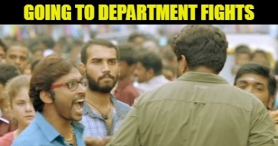 Every engineering college scenario !