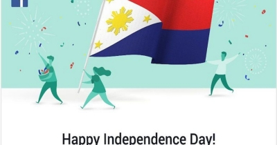 FACEBOOK ACCIDENTALLY MIXES UP PHILIPPINE'S FLAG