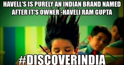 Fact 1 #discoverINDIA