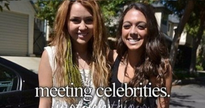 Find out the celebrity among your friends!