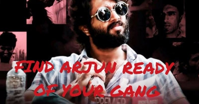 Find Who Is Arjun Reddy In Your Gang