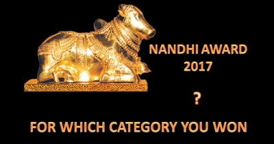 FOR WHICH CATEGORY YOU WILL GET THE NANDI AWARD 2017
