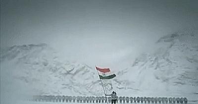 From Siachen Glacier