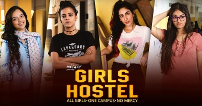 Girls Hostel | EP01 The Bra Chor || Girliyapa Originals
