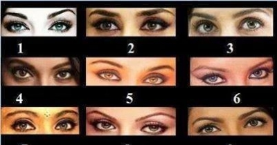 Guess the ACTRESS by her EYES!