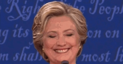 Hilarious Hillary :P