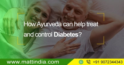 How Ayurveda can help treat and control Diabetes?