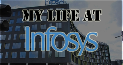 How did you spend your days at Infy