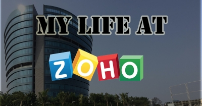 How do you spend your days at Zoho