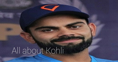 How much you know about virat Kohli?