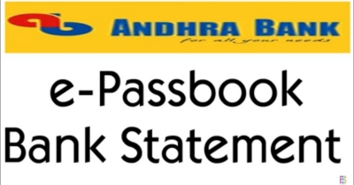 How to Check mini statement of Andhra Bank