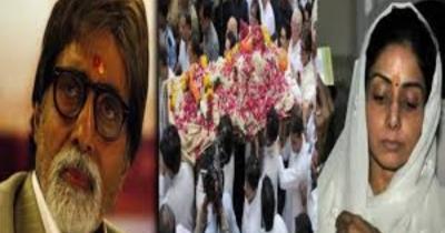 ये है श्रीदेवी की मौत की सच्चाई,अमिताभ बच्चन ने पहले दी थी चेतावनी