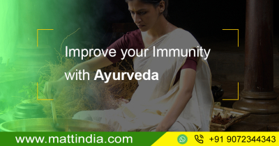 Improve your Immunity with Ayurveda