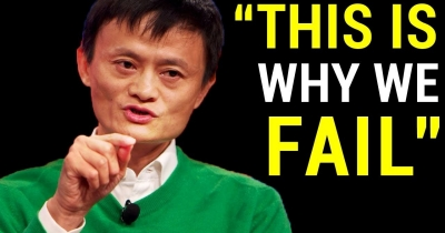 Jack Ma Lesson For Success #1